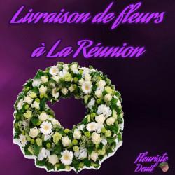 LIVRAISON DE FLEURS DEUIL A...