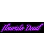 FLEURS DE DEUIL POUR UNE FEMME