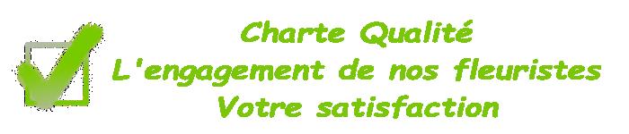 CHARTE QUALITE FLEURS DE FLEURISTE